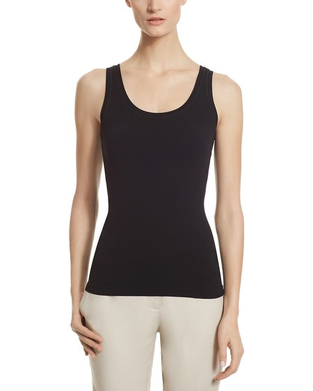 Seamless Square Neck Cami