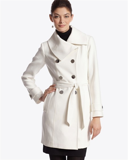White House Coat | Down Coat