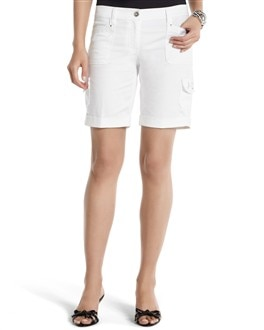 Criss-Cross Cargo Short