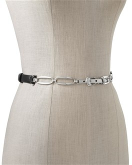 Chain Front Adjustable Belt