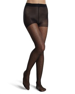 Pin Dot Sheer Tights