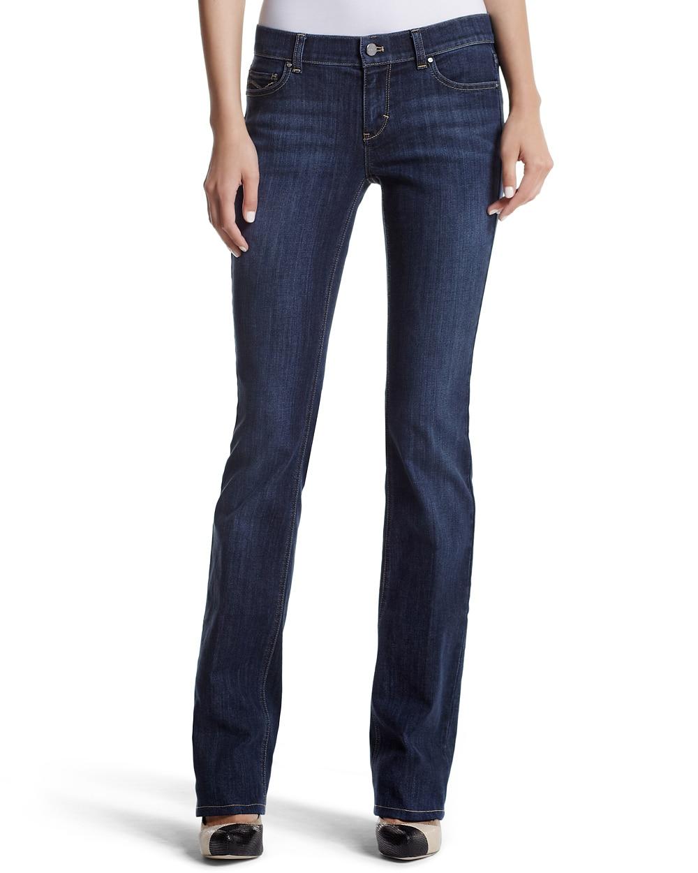Noir jeans white house black market