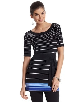 Border Stripe Tunic
