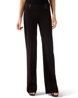Seasonless Wide-Leg Pant