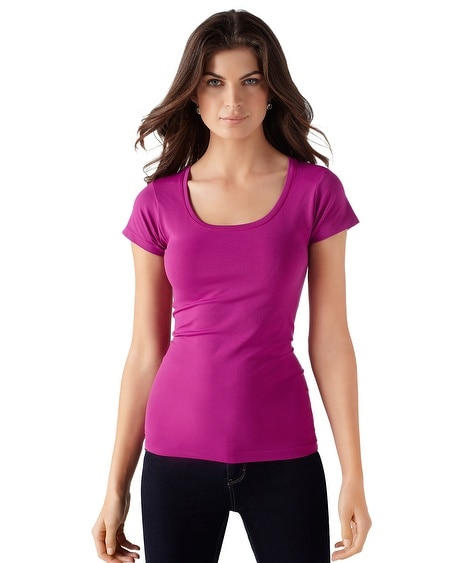 Very Berry Seamless Tee