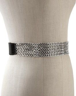 MULTI-CHAIN STRETCH BELT