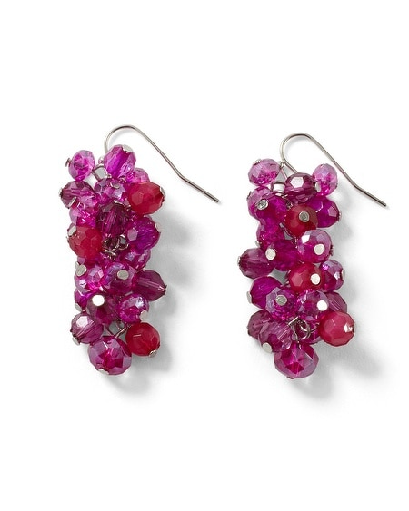 Very Berry Bauble Earring