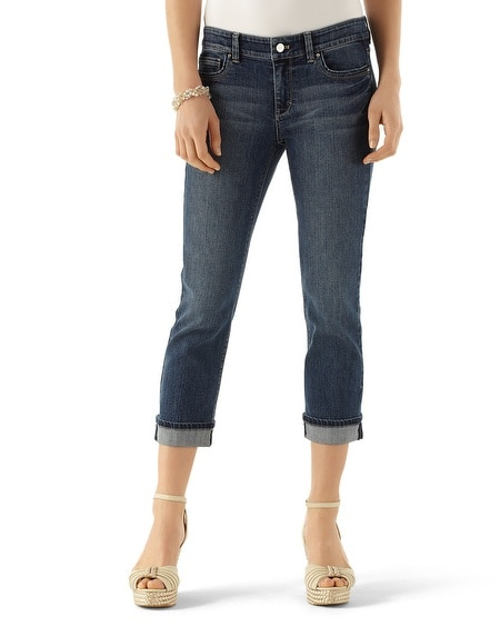 Blanc Essential Crop Jean
