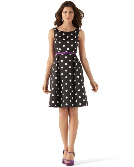 Our Connect-The-Dot Dress