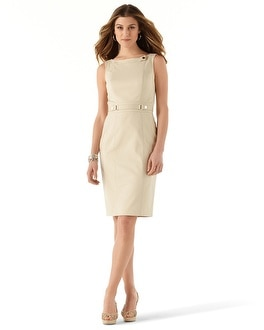 Perfect Form Sheath Dress