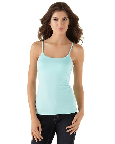 Sea Glass Scoop Neck Cami