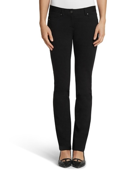 Slim Ankle Stretch Twill Pant