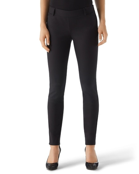 Curvy Perfect Form Ankle Pant
