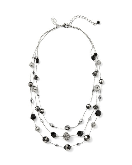 Collector's Crystal Bead Necklace