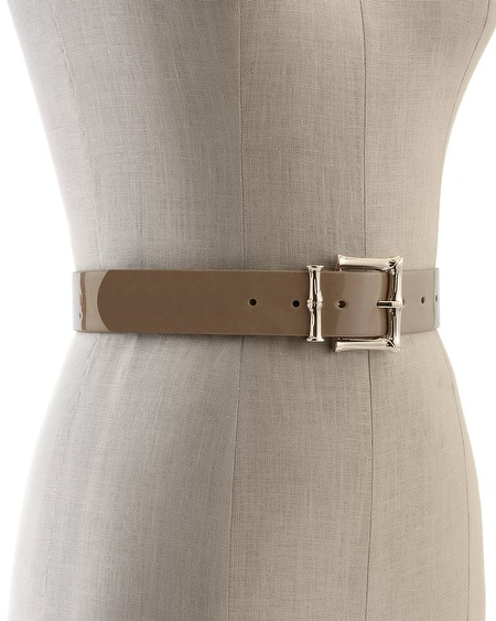 Bamboo Textured Belt