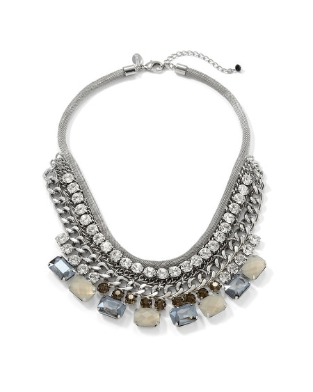 Stone Statement Collar