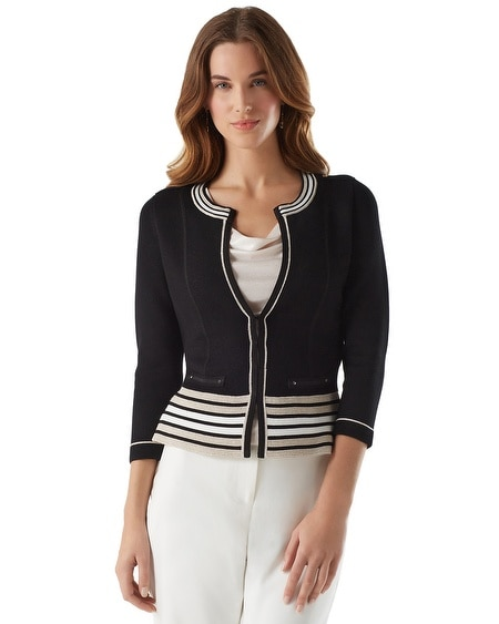 Milano Stripe Jacket
