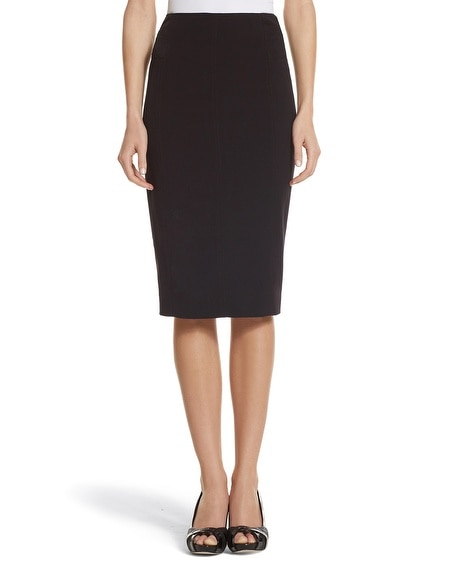 Long Seasonless Pencil Skirt