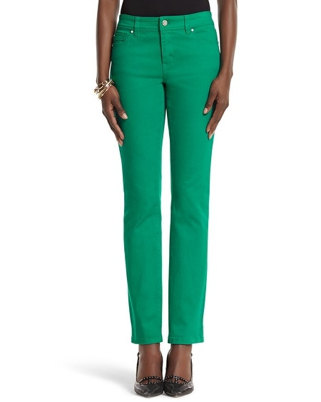 Kelly Slim Ankle Jean