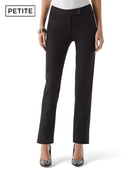 Petite Perfect Form Ankle Pants