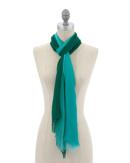 Long Julep Ombre Scarf