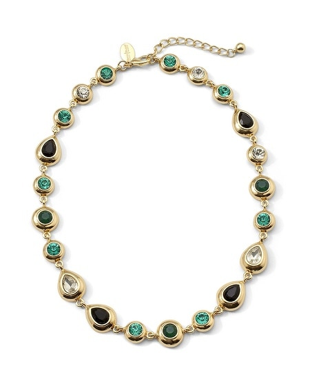 Julep Crystal Short Necklace