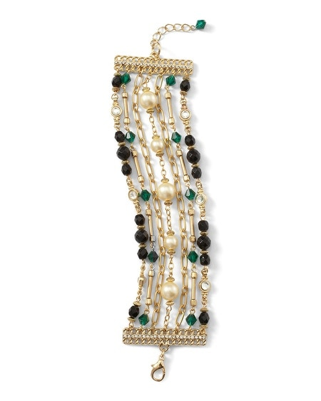 Kelly Multi-Row Bracelet