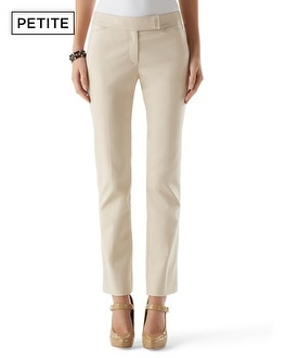 Petite Perfect Form Slim Ankle Pant