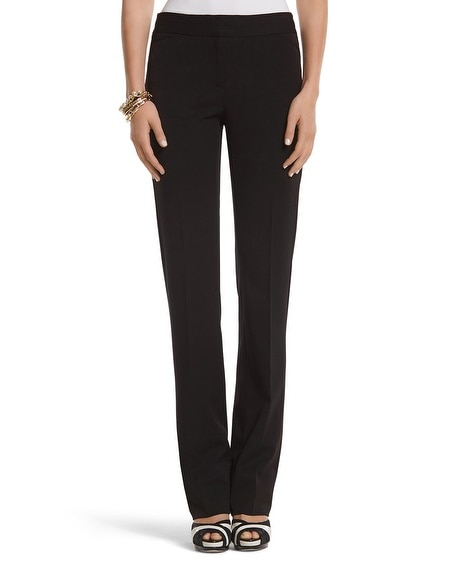 Seasonless Straight Leg Pant