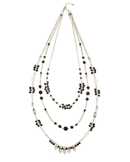 Convertible Multi Strand Necklace