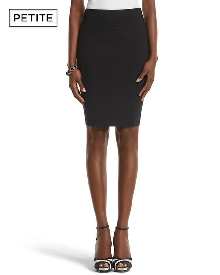 Petite Instantly Slimming Pencil Skirt