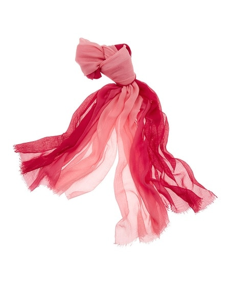Ombre Oblong Scarf