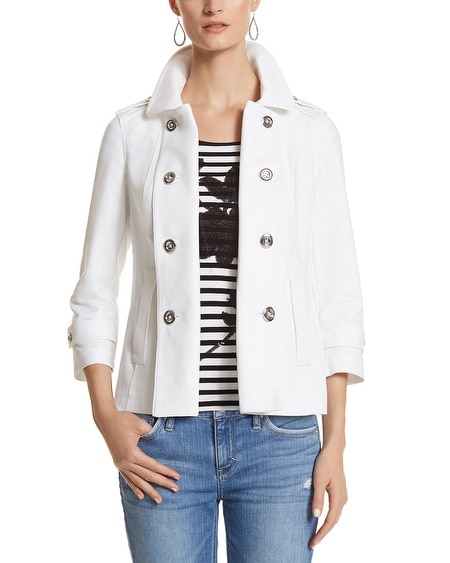 Swing Button Jacket
