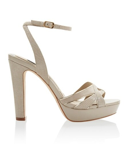 Neutral Platform Heel