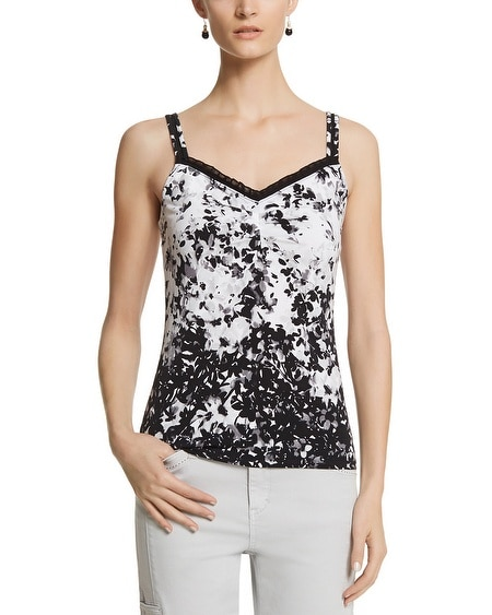 Ombre Floral Cami