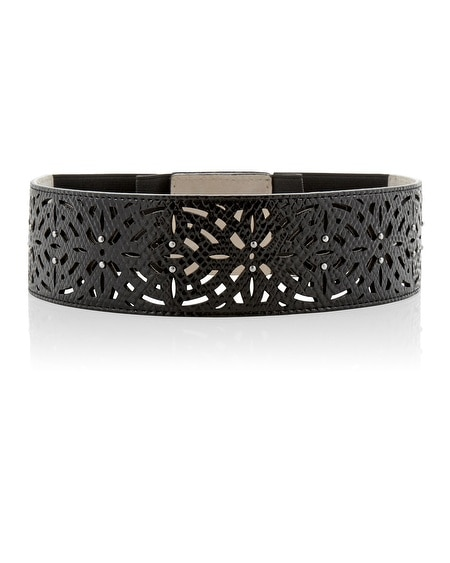 Studded Laser Cut Belt