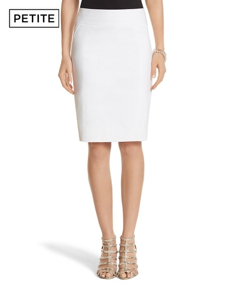 Petite Perfect Form Pencil Skirt