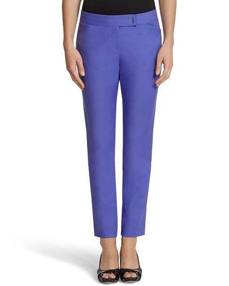 Curvy Perfect Form Slim Ankle Pant