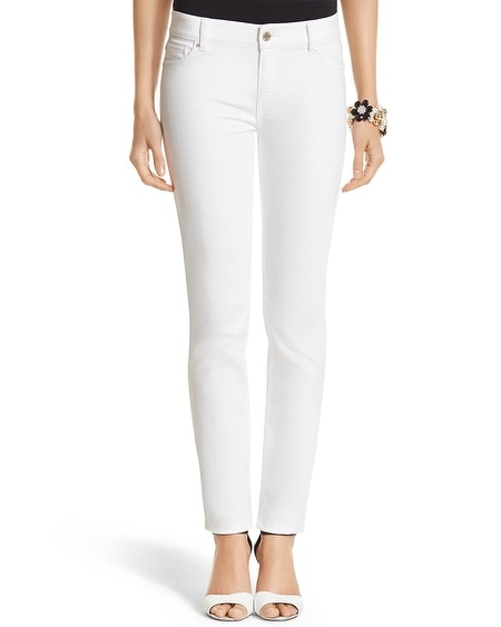 Curvy Essential Slim Ankle Jean