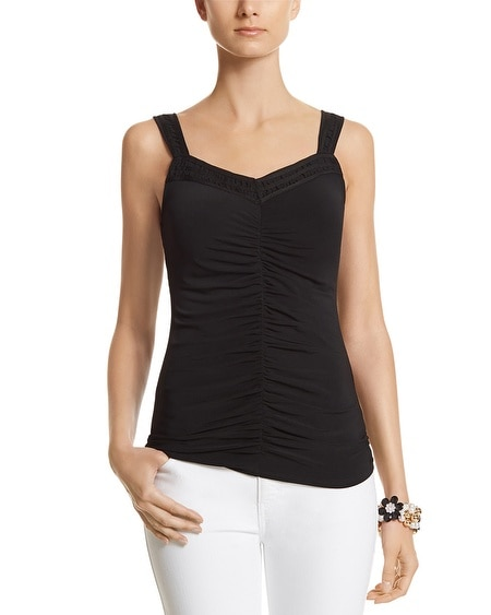 Ruched Cami