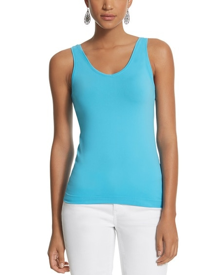 Reversible Dual Neck Seamless Tank