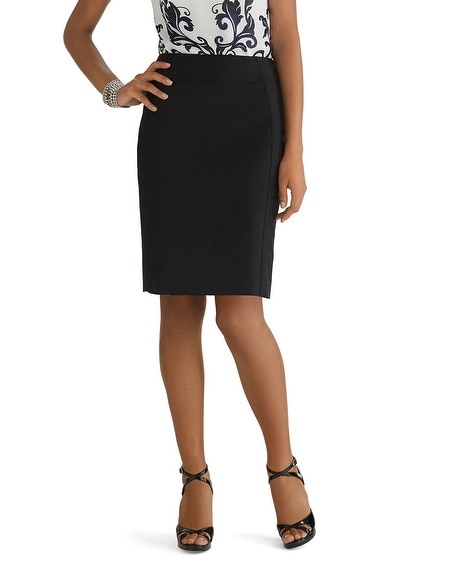 High Waist Perfect Form Pencil Skirt