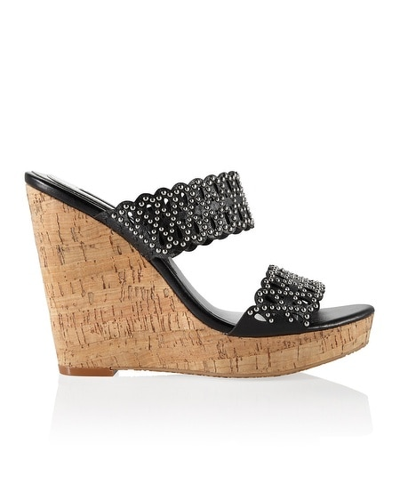 Studded Two Band Wedge