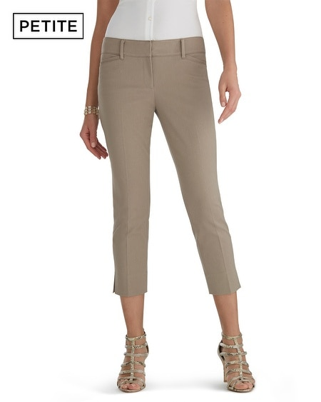Petite Ultra Stretch Crop Pants
