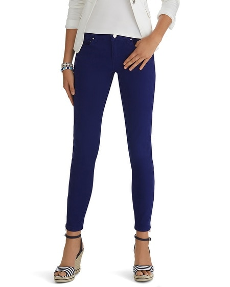 Skimmer Colored Jean Pant