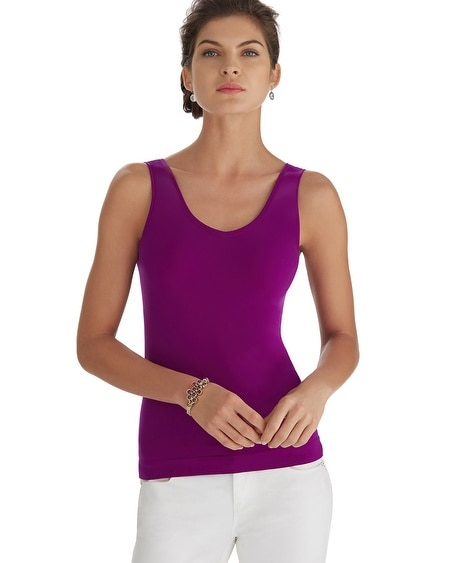 Dual Neck Seamless Tank