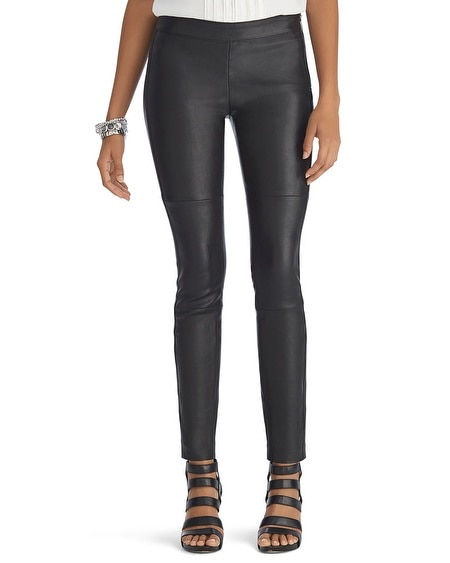 Limited Edition Skinny Leather Pants