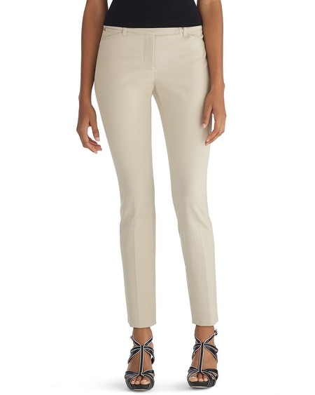 Ultra Stretch Slim Ankle Pant