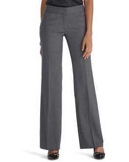 Luxe Suiting Wide Leg Pants