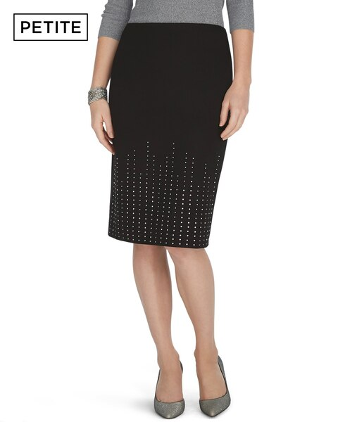 Shop our women's petite skirts in a variety of cuts and styles. From pencil to a line, Talbots petite skirts are specifically designed for the petite woman.